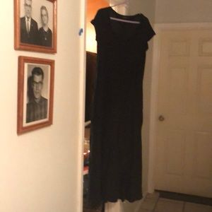 Charcoal XL Ralph Lauren Polo dress
